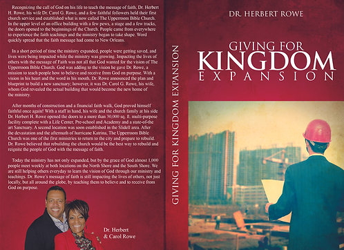 Giving for Kingdom Expansion