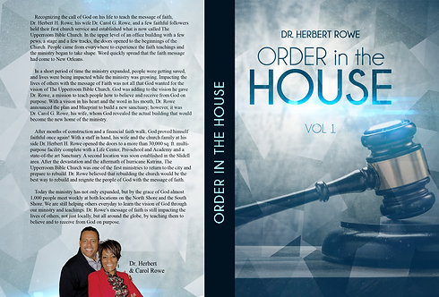 Order in the House VOL I