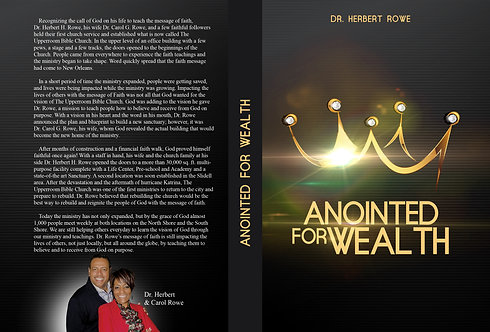 Anointed For Wealth