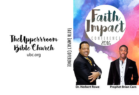 Faith Impact Conference 2016 DVD