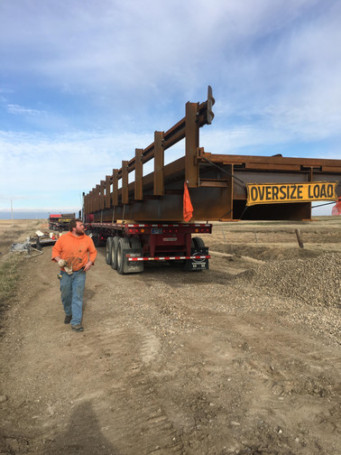 Over Size Load Hauling