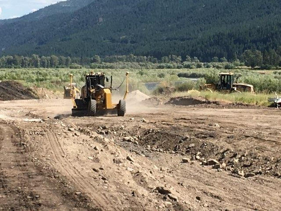 Cat 140M with GPS controls