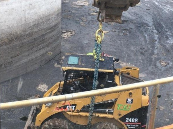 Waste Water Treatment Plant Reconstruction