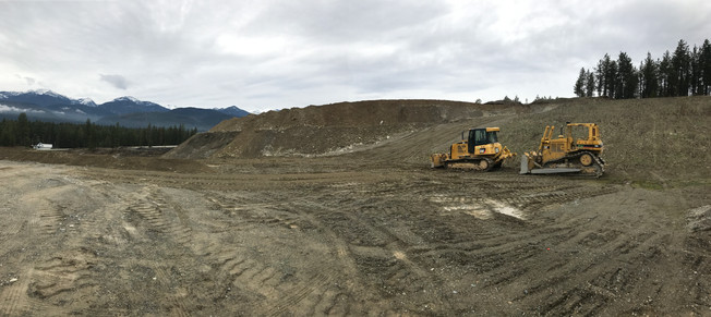 D6K and D6H Dozers