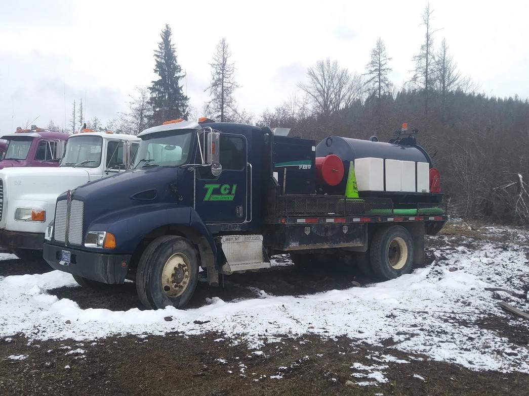 TCI Vac Truck