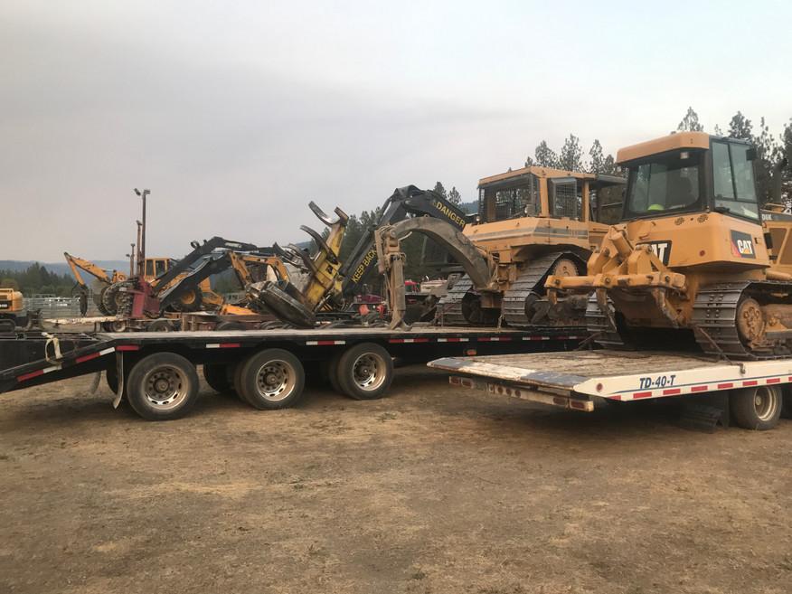 Forest Fire Equipment