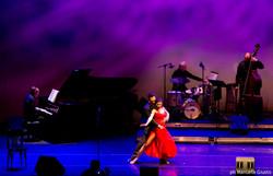 Dancing with Placido Domingo Jr