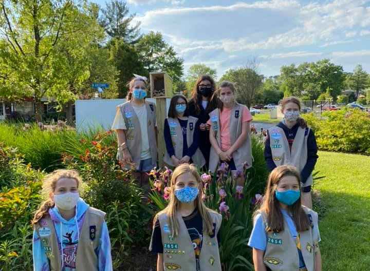 Girl Scouts Celebration garden.jpg