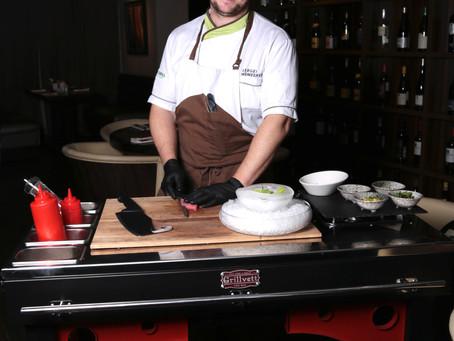 LE GRILL предлагаем вам возможность пригласить наших поваров к вам домой
