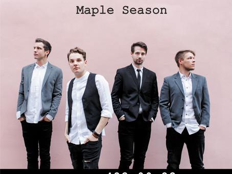 """""""Maple Season"""" 14 февраля в """"Bar&Joy"""""""