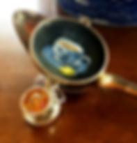 Tea Time pendant
