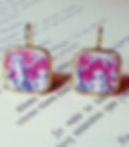 red toile earrings.jpg