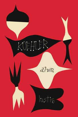 Alvin Lustig Booklet - Front Cover