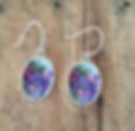 Spring Bouquet earrings