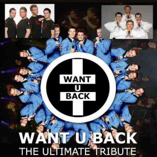 Want You Back - Take That Tribute