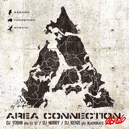 【CD】AREA CONNECTION 2016