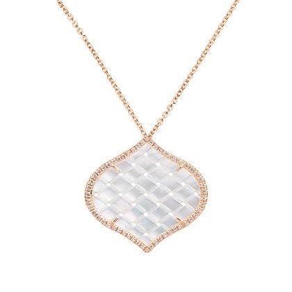 Diamonds Rose Venice Necklace
