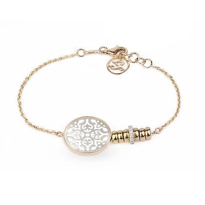 Rose Gold Damasco Bracelet