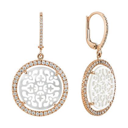 Diamonds Damasco Earrings