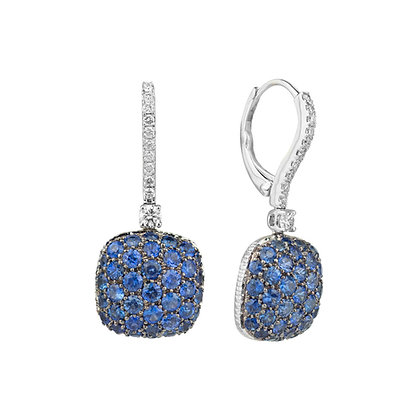 Sapphire Parc Guell Earrings