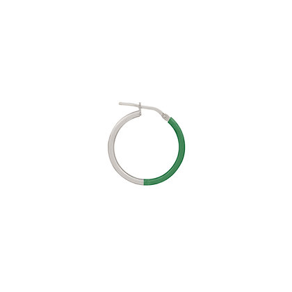 Orecchino Giulietta Verde Piccolo