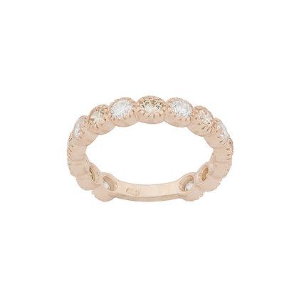 Diamonds Smile Ring