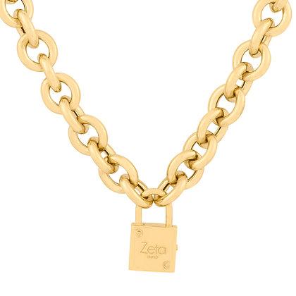 Collana Giulietta Oro