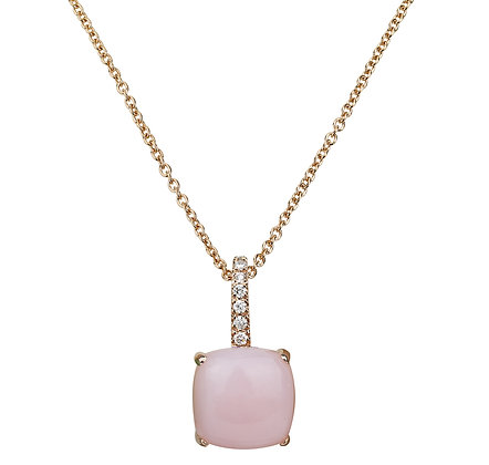 Opal and Diamonds Empire Necklace