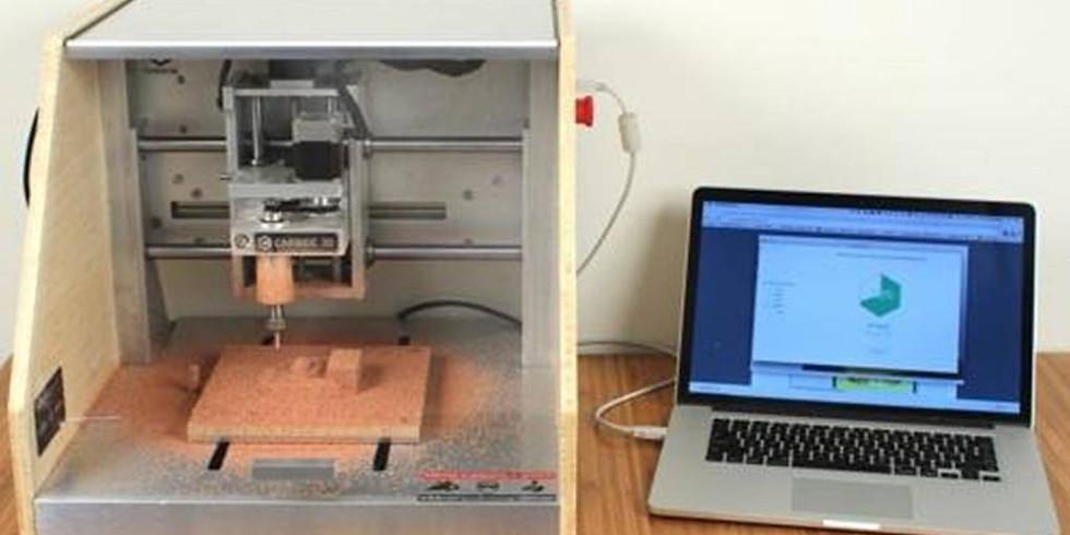 Workshop CNC frees