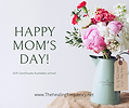 Flowers Photo Mother's Day Facebook Post