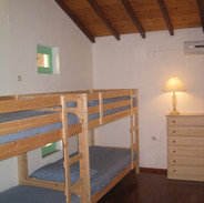 The Music House bunk room