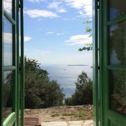 View from 'Kanonaki'