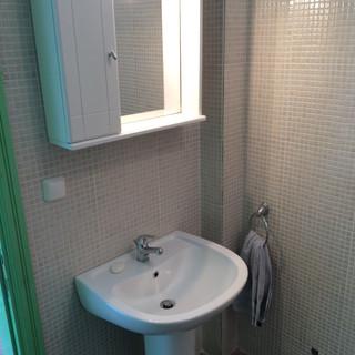An example of the batthrooms in 'Bouzouki' and 'Kanonaki'