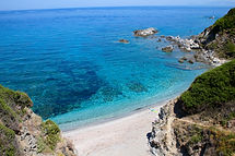 Perivoliou Beach, Skopelos, Greece. House for rent in Skopelos, Greece, pool villa.