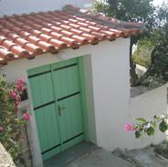 Entrance to 'Bouzouki'