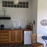 'Kanonaki' kitchen area