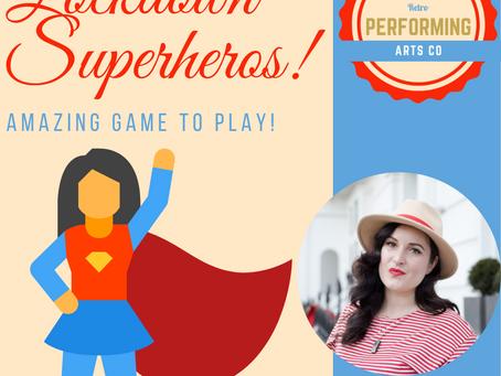 Lockdown Superhero's - family Drama Game & Tableu Idea!
