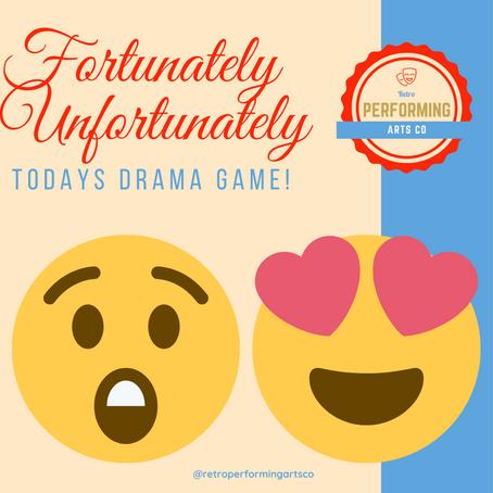Fortunately / Unfortunately