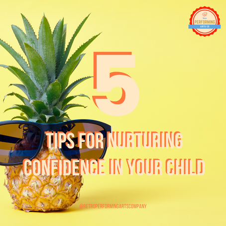 5 ways to build your child's confidence