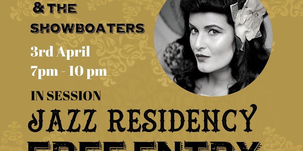 Maw Baker & The Showboaters ~ Jazz Residency