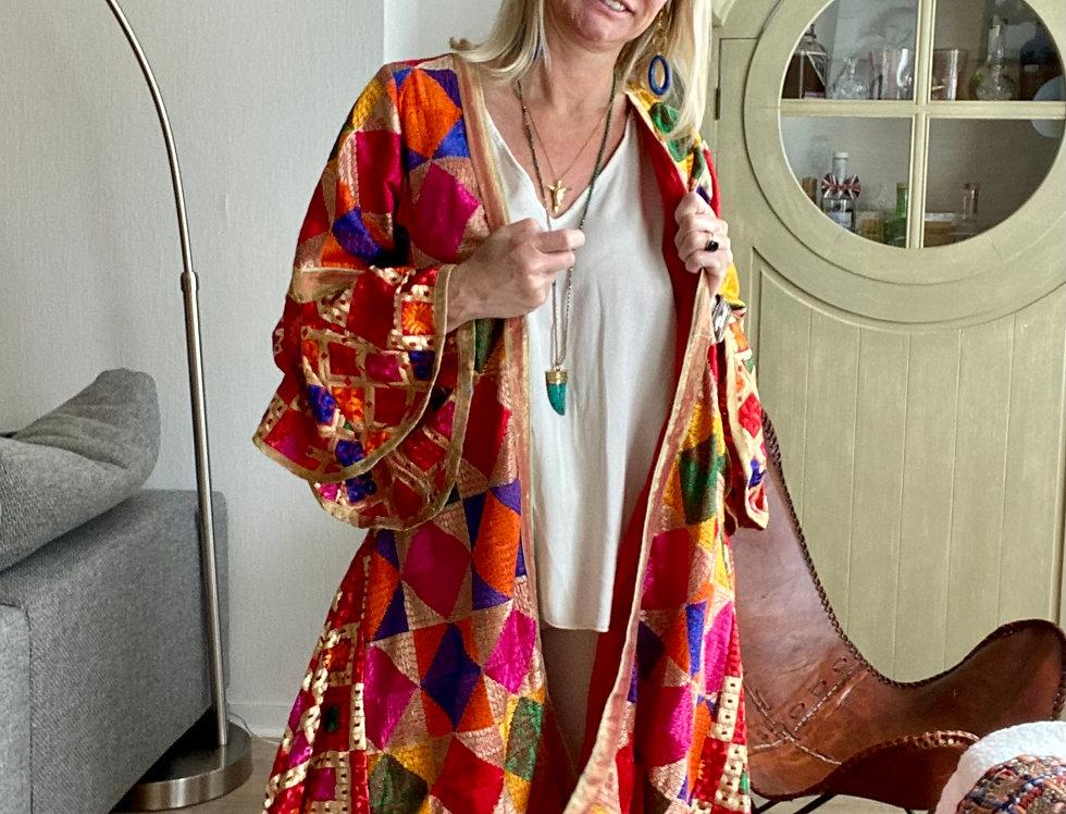 Kimono/mantel Arlequin Mamz'elle Zoé