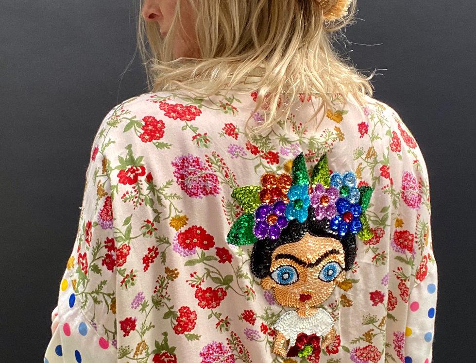 Korte kimono Mamz'elle Zoé