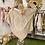 Thumbnail: Oversized trui peace beige