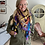 Thumbnail: Chèche Bellezza Sunshine paars
