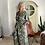 Thumbnail: Linnen jurk kaki