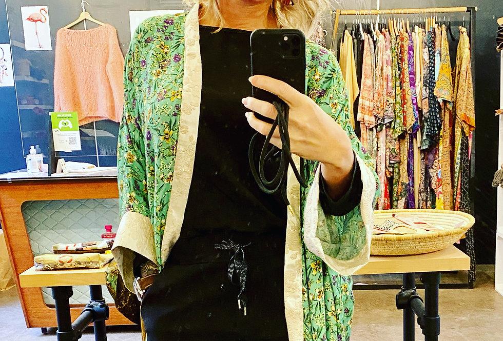Kimono by Kayfashionbrand groen