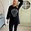 Thumbnail: Kort kleedje/sweater met dromenvanger