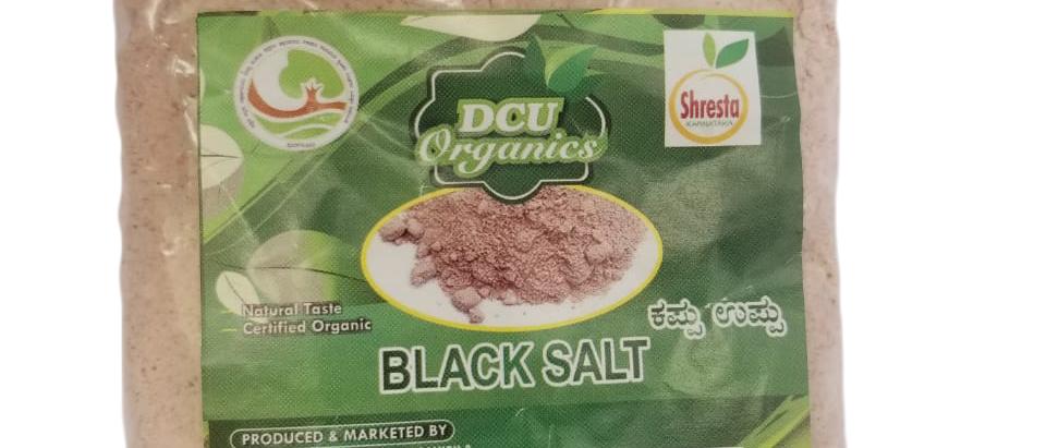 Black Salt / Kari Uppu