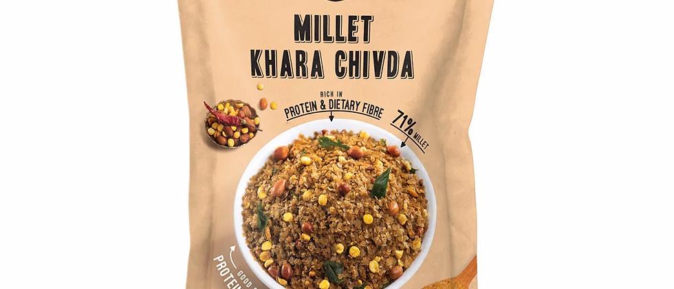 Chivda Millet Snacks Healthy Mysore- Same day delivery
