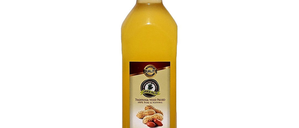 Groundnut Oil - Natural